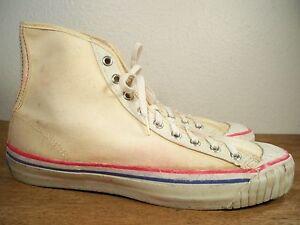 vintage 1960s keds high top mens sneaker shoes kicks