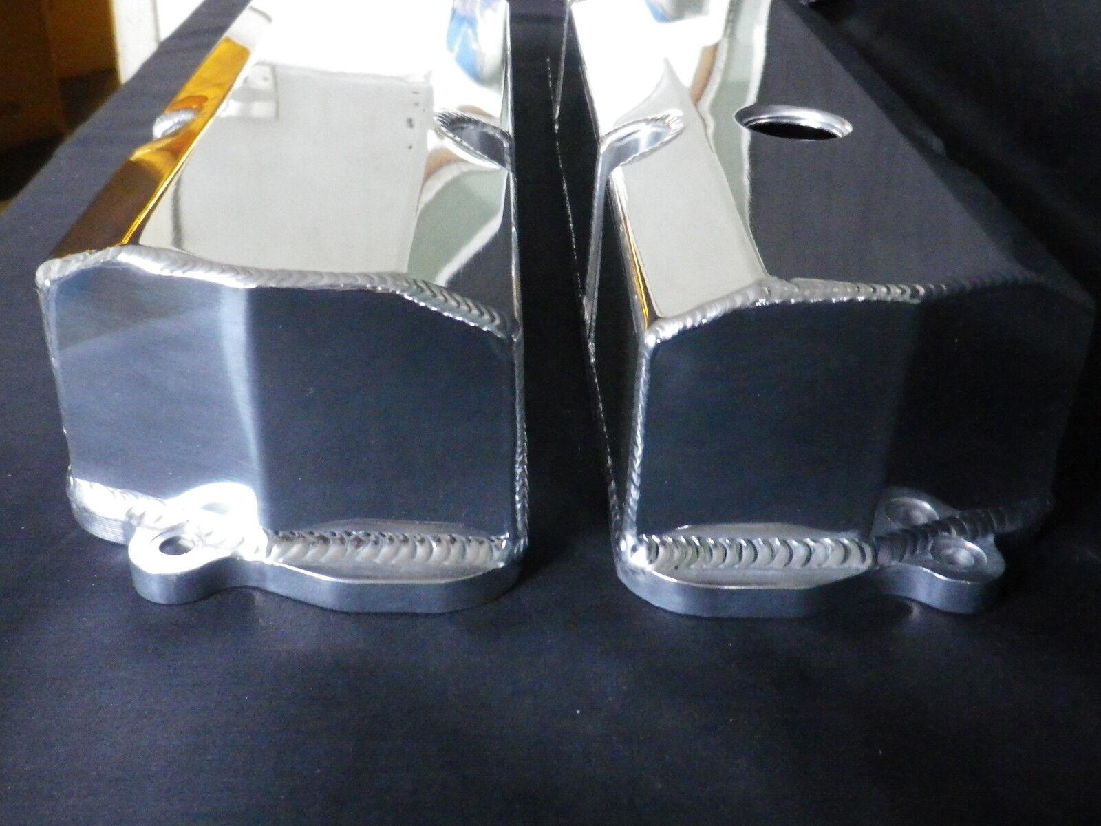 Valve Covers Fabricated Aluminium Holden 253 308