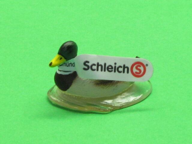 Schleich 13727 Erpel, schwimmend
