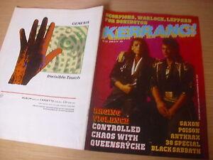 KERRANG-Great-Classic-Rock-Heavy-Metal-magazine-122