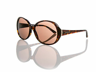 Bvlgari BV 8070B 504/73 Designer Sunglasses with Swarovski Crystals