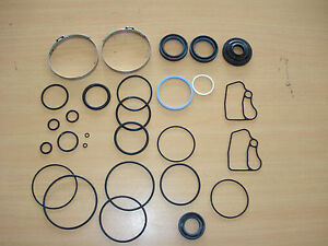 HONDA PRELUDE 4WS POWER STEERING RACK SEAL KIT