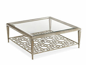 Square Modern Coffee Table in Tables | eBay