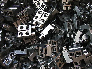 10 x Lego Mini figure black legs Brand New mini figs crafts jewellery resale