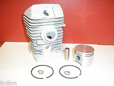 Piston & Cylinder Fits Stihl Ms230, Ms250, 42.5mm, Replaces 1123-020-1209