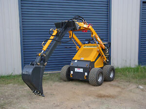 FRONT-HOE-Mini-Digger-Attachment-for-motordiggers-dingo-toro-etc