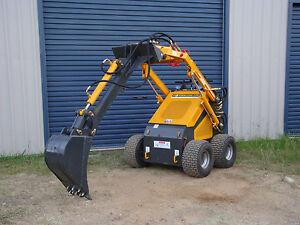 FRONT-HOE-Mini-Digger-Attachment-for-motordiggers-dingo-toro-etc