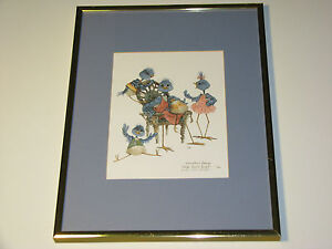 Carolyn-Shores-Wright-Grandmother-Darlings-Limited-Edition-Framed-Print