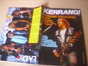 KERRANG-Great-Classic-Rock-Heavy-Metal-magazine-164