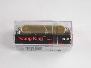 Dimarzio Twang King : dimarzio twang king tele neck pick up w gold cover dp 172 ~ Vivirlamusica.com Haus und Dekorationen
