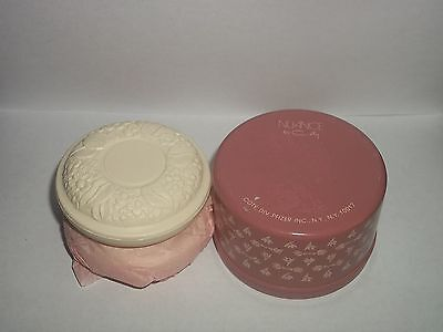 2 Coty Nuance Bath Soap Bars Women Tin Can 2.7 Oz Discontinued Hard To Find