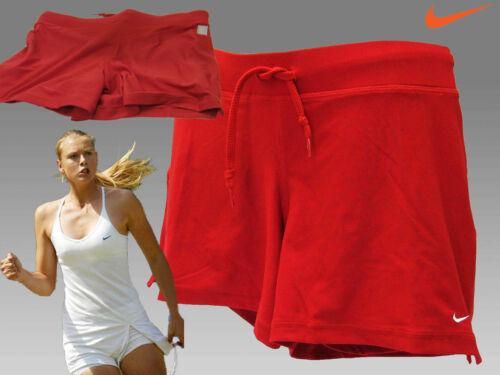 Nike DriFit Ladies TENNIS Shorts X Large XL NWT Red
