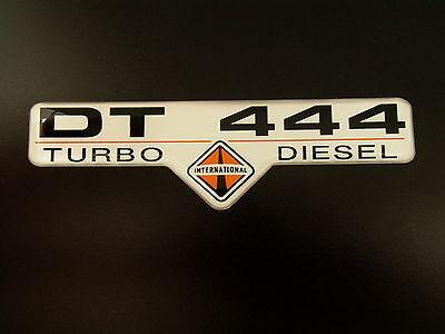International Dt 444 / 7.3 Td Emblem Super Sized Satin