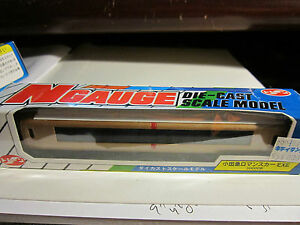 NEW-JAPANESE-N-GAUGE-DIE-CAST-SCALE-MODEL-NO-36-IN-THE-BOX-7-LONG