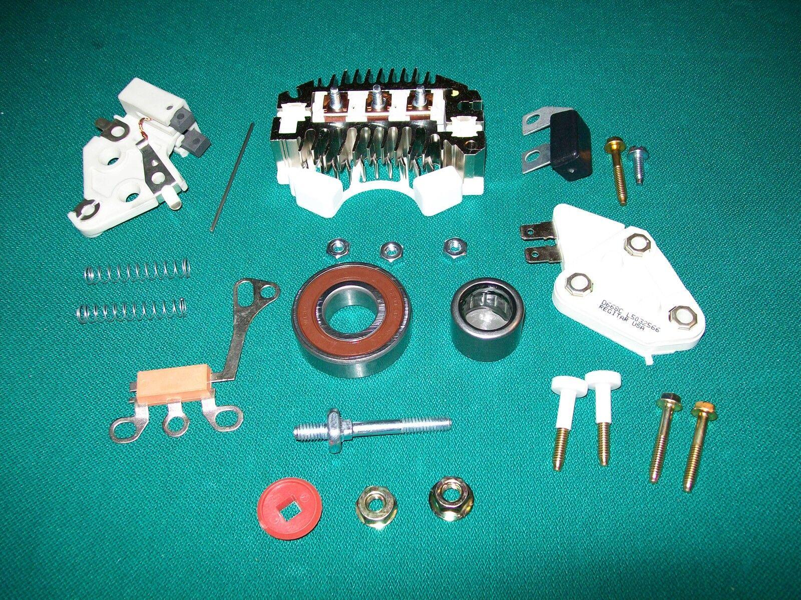 12si Delco Alternator Rebuild Kit 78  U0026 94 Amp Chevy Truck