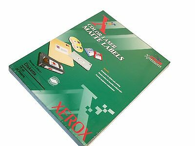 Up To 10 Boxes Xerox 15-up Color Matte Labels No. 3r6331