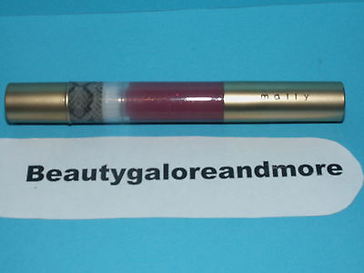 Mally Beauty High Shine Liquid Lipstick Lip Gloss Pen Raspberry