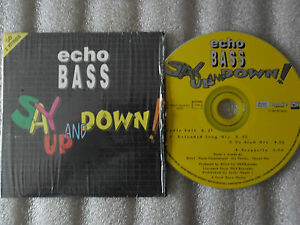 Echo Bass - Say Up And Down!