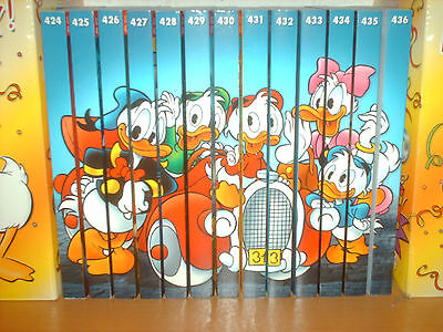 Sammlung Comics 13 LTB kompletter Jahrgang 2012 Band 424-436 1A Zustand