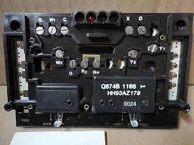 ~DiscountHVAC~ HH93AZ179 - Carrier Parts Thermostat Sub Base Honeywell Q674B1166 - Carrier Sub-base