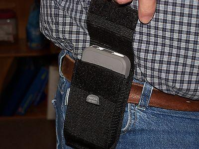 Droid Razr Maxx Hd Cell Phone Belt Holster. No Clip To Break, Has Belt Loop.