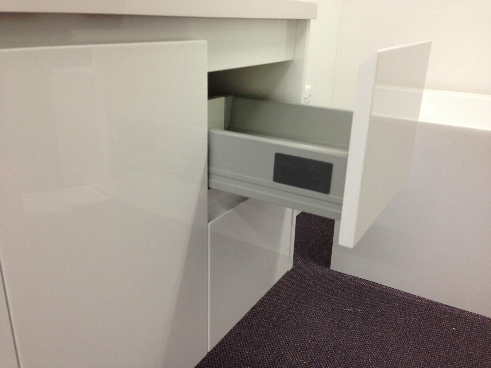 Bathroom vanity unit 1500mm polyurethane wall hung for Wall mounted bathroom vanity cabinet only