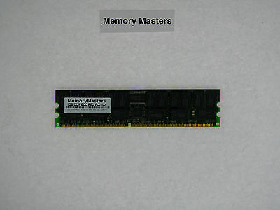 351200-041 1gb Ddr266 Pc2100 Ecc Memory Hp Proliant Dl140 64x4