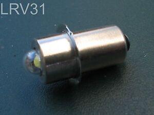 LED-Flashlight-Bulb-RYOBI-DEWALT-CRAFTSMAN-9-6-12-14-4-18-19-2-v-Volts