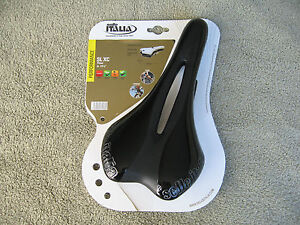 Selle Italia SL XC Flow Saddle - Black - Bicycle Seat - NEW! Made in Italy!!