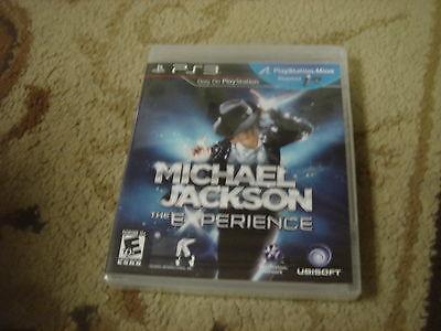 Michael Jackson: The Experience (sony Playstation 3, 2011)