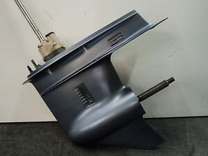yamaha 2 stroke 75 85 90 hp outboard motor lower unit c75