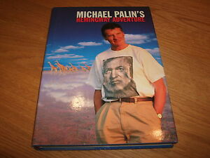 MICHAEL-PALIN-HEMINGWAYS-ADVENTURE-SIGNED-1ST-1999-HB-VG-NF-BBC-RARE