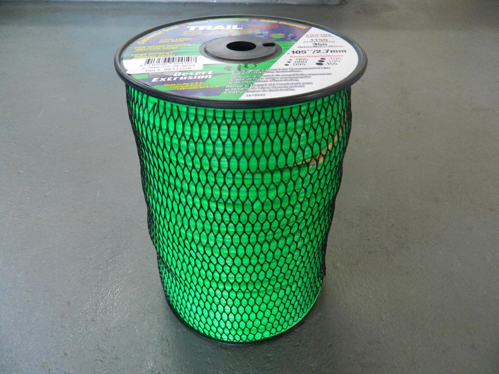 Trail Blazer Nylon Copolymer Trimmer Cord 62