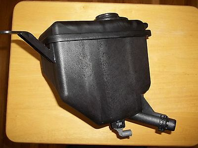 BMW E60  Radiator Coolant Overflow Recovery Expansion Tank With Sensor 986T