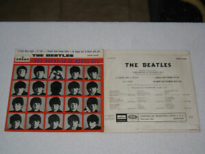 THE-BEATLES-A-HARD-DAY-S-NIGHT-SPANISH-ORIGINAL-FIRST-ISSUE-EP-7-034