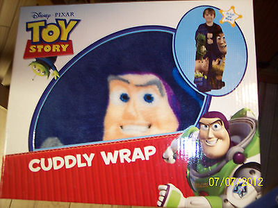 "Buy Wrapables Toys - Bnib Disney Pixar Toy Story Cuddly Wrap  -51""x43\"" Made Of 100% Polyester-"