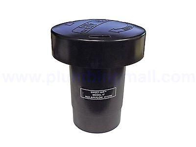 Sweet Air 3   4 Inch Vent Stack Filter  Model Vs Tt    Stops Odors Immediately