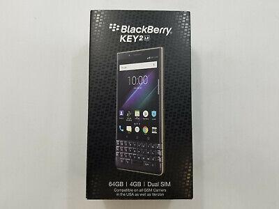 New BlackBerry KEY2 LE BBE100-5 Unlocked 64GB Clean IMEI -BT4214