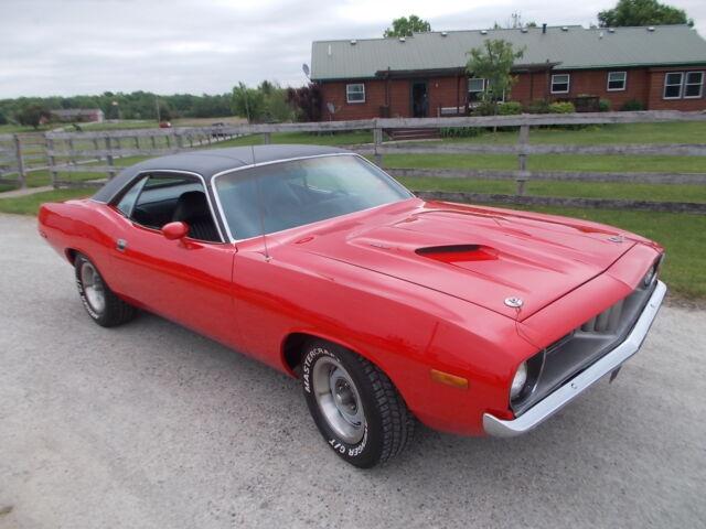 Imagen 1 de Plymouth Barracuda red