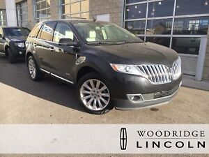 2015 Lincoln MKX NAVIGATION, ADAPTIVE CRUISE CONTROL, HEATED...