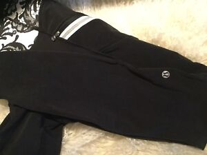 LULULEMON RUNNING TIGHTS SZ 8