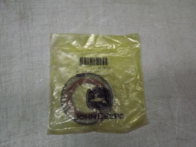 John Deere OEM Backhoe Loader input Shaft oil Seal