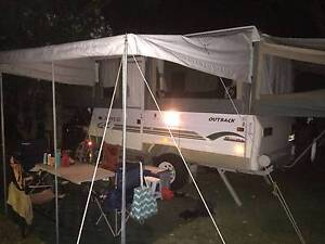 Jayco Swan Outback 2004 Ipswich Ipswich City Preview