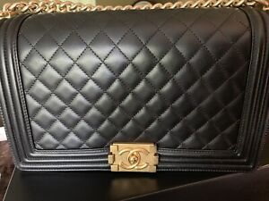 a9983cd735b2 Chanel Le Boy | Buy or Sell Women's Bags & Wallets in Ontario ...
