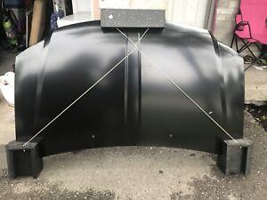 Brand new OEM hood dodge caravan