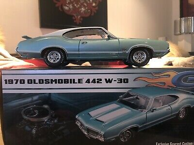 acme 1/18 Rare 442 1 Of 42 Made! Vinyl Top Version!