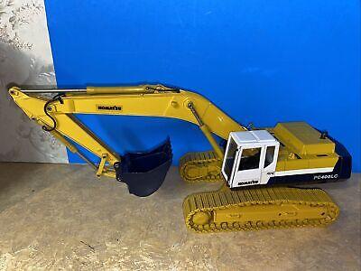 Joal Komat'su Komatsu Excavator PC400LC Metal Tracks 1/32 Scale Model Die Cast