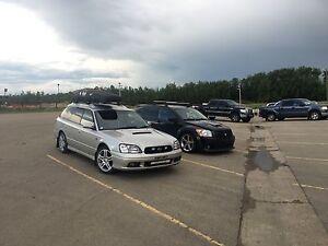 1999 Twin Turbo Subaru Legacy