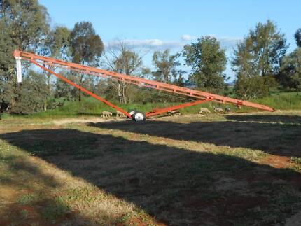 Bordignon Grain Auger Goolgowi Carrathool Area Preview