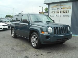 Jeep Patriot SPORT 2007 ***AUTOMATIQUE,4X4***